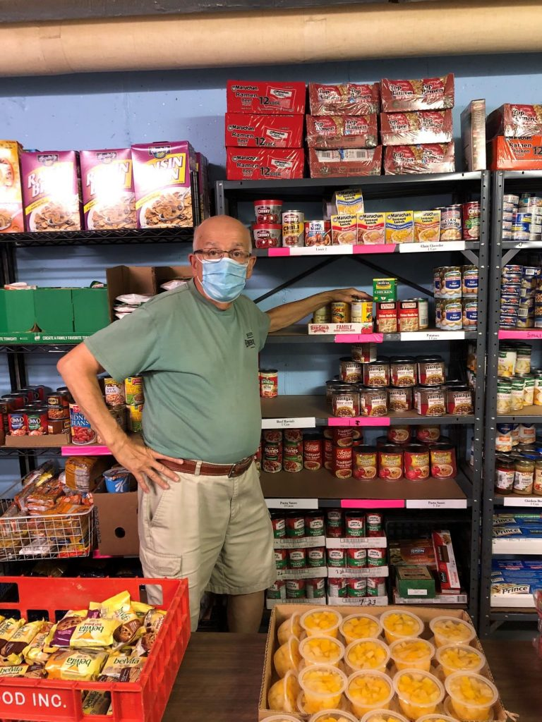 Happy National Food Bank Day!