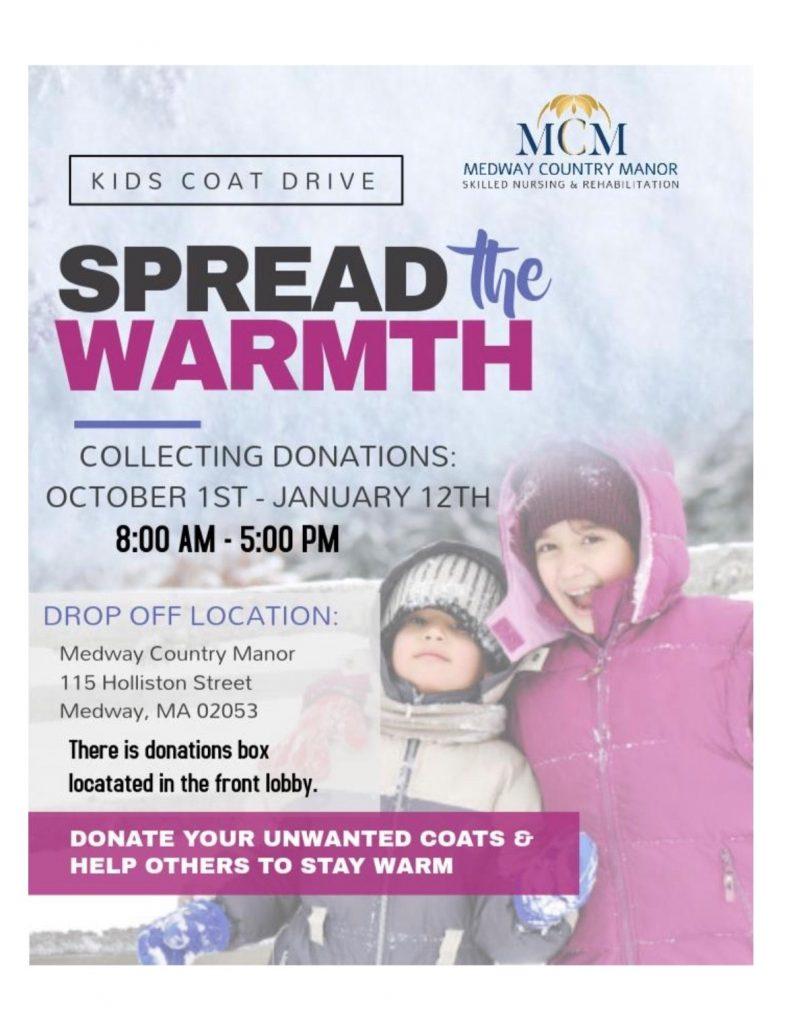 Kids Coat Drive